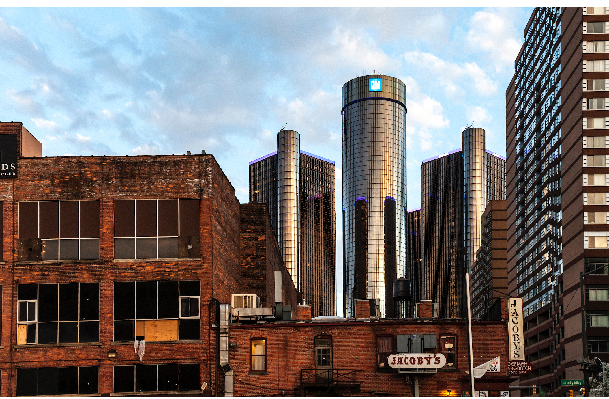 """As cities are gentrified by developers and new residents, their work is often cast as saving the city and repopulating an empty city in crisis, despite the fact that those spaces are occupied by longtime residents and workers. This is not a race-neutral discourse. Jessi Quizar's research on Detroit shows the connection between the discourse around """"urban pioneers"""" to Detroit and settler colonialism. And while Quizar's work makes this connection eminently clear about white gentrifiers in a majority–African American Detroit, her work forces us to consider the language around gentrification more broadly: who is made visible and who is erased in policies about and discussions of urban development?"""