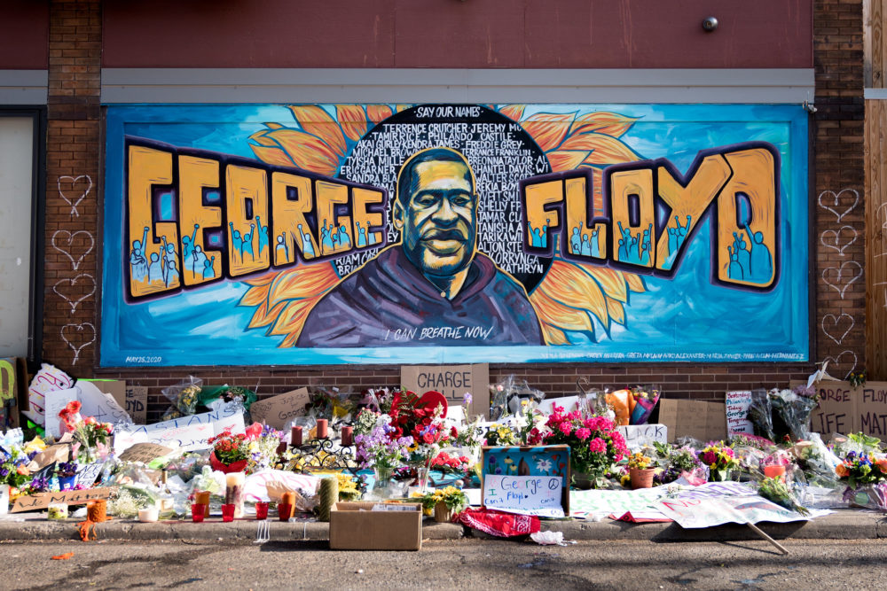 A Sociological Note on George Floyd's Death and the Pandemic